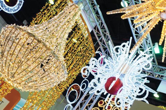 1.23 مليار درهم حجم سوق الإضاءة في الإمارات