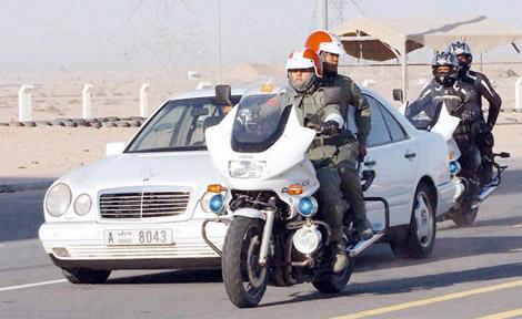 2317 مُهمة لشرطة دبي في إبطال وإتلاف متفجرات خلال عام