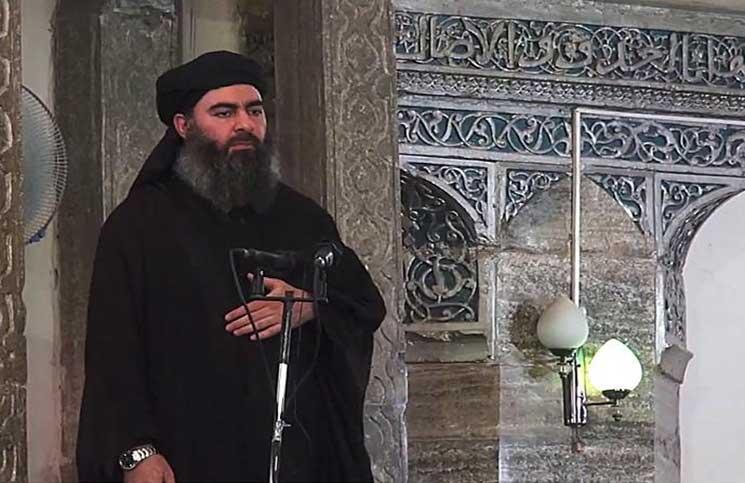 البنتاغون: البغدادي لا يزال حيا