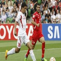 المنتخب الأردني يكتسح المنتخب الفلسطيني بخمسة أهداف