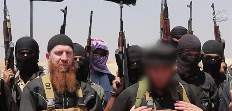 تنظيم الدولة الإسلامية يعلن الخلافة في المناطق المسيطر عليها