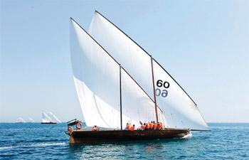4.5 مليون درهم جوائز سباق غناضة للقوارب الشراعية