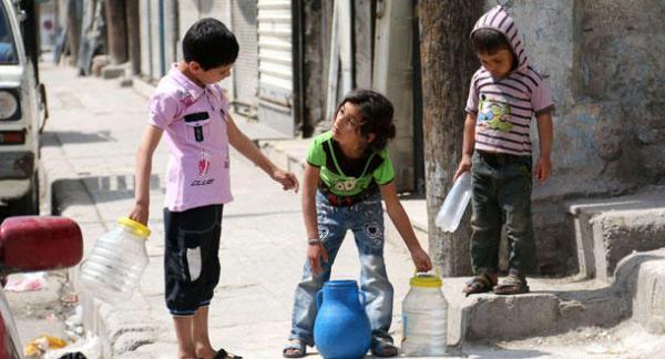 يونيسيف: 4 ملايين طفل سوري معرضين للأوبئة