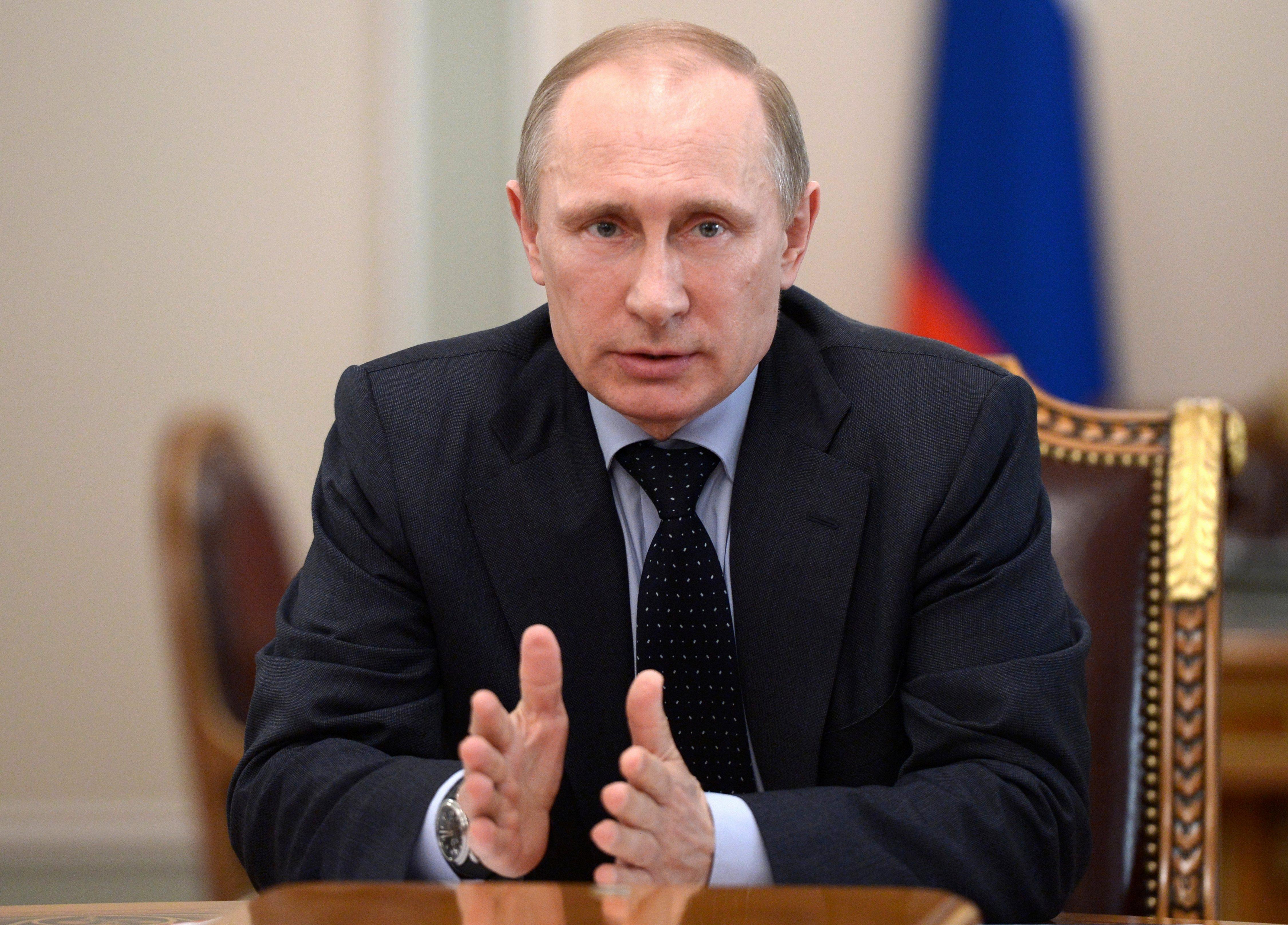 ماذا قال بوتين في رسالته لقمة نواكشوط؟