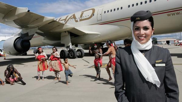 الاتحاد للطيران تنسحب من جوائز سكاي تراكس