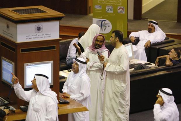 هبوط بورصة دبي بعد تحذير المركزي بشأن العقارات