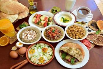 دراسة: وجبة الافطار رجيم طبيعي للجسم