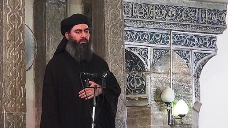 تسمم البغدادي وثلاثة من قادة تنظيم الدولة
