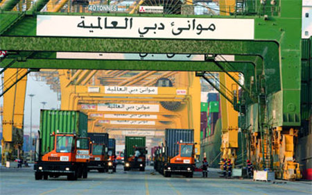 323 مليار درهم حجم تجارة دبي الخارجية خلال ثلاثة أشهر