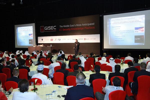 انطلاق معرض ومؤتمر الخليج لأمن المعلومات في دبي