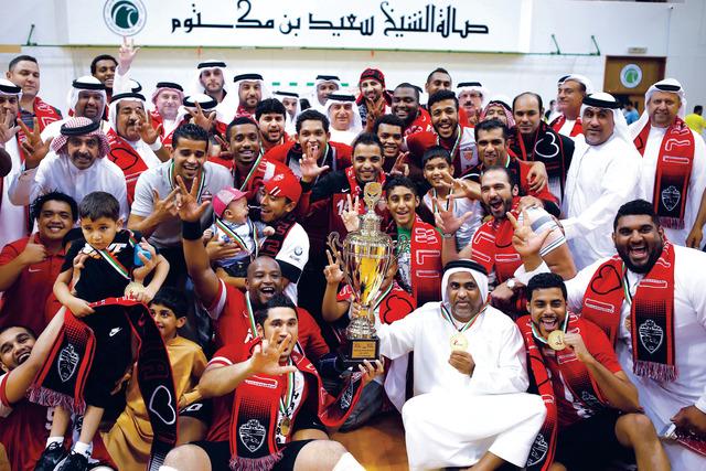 الهلال يفوز بكأس نائب رئيس الدولة لكرة اليد