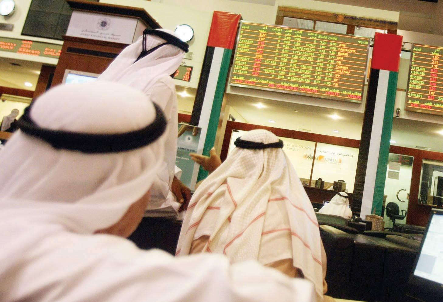 مؤشر دبي يحقق قفزة تاريخية بنحو 8 %