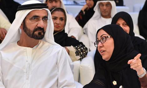 محمد بن راشد: الإنسان الإماراتي ليس رقما يضاف بل هو الأساس في بناء المجتمع
