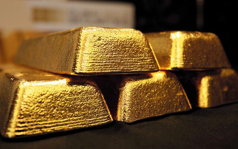 الذهب يتجه صوب أكبر مكسب أسبوعي في شهرين