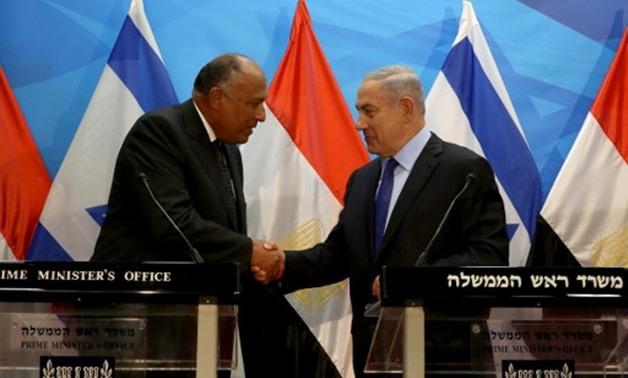 (فيديو).. وزير خارجية مصر: لا يمكن وصف ممارسات إسرائيل بالإرهاب