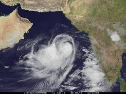 الأرصاد لا تأثير مباشر للعاصفة المدارية نانوك على الإمارات