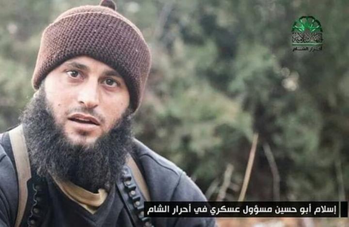 اغتيال قائد أركان أحرار الشام.. وتنظيم الدولة المتهم