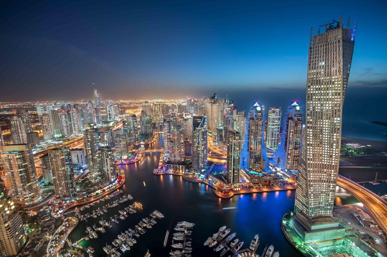 6 مليارات دولار استثمارات الخليجيين في عقارات دبي