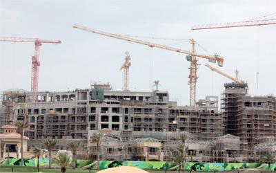مشاريع تحت الإنشاء بقيمة 70 مليار دولار في الإمارات