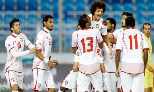 الأبيض الإماراتي في المستوى الثاني بقرعة كأس آسيا 2015