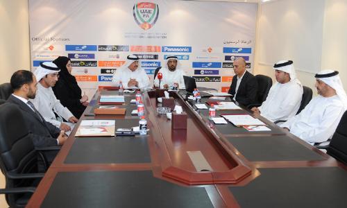اتحاد الكرة يناقش خطة العمل في أول اجتماع لها