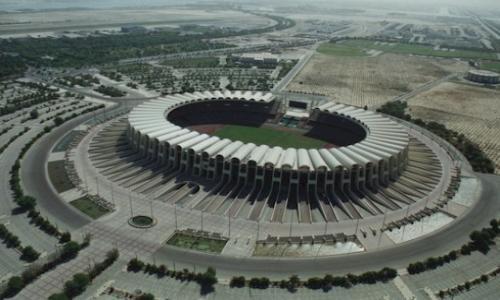 35 عاما على إنشاء مدينة زايد الرياضية