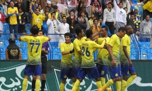 """""""النصر"""" يستعيد لقب الدوري السعودي"""