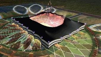قطر تظهر تصميم ملعب الخور