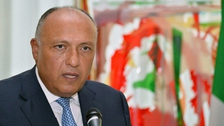 وزير خارجية مصر يتوجه إلى إسرائيل للقاء نتنياهو