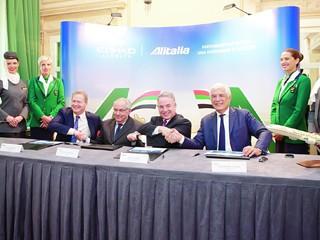 صفقة استحواذ الاتحاد على اليطاليا بـ 8.5 مليار درهم