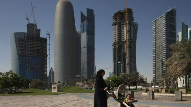 انخفاض التضخم في قطر مع تراجع القفزة في أسعار الغذاء