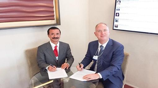 موانئ دبي العالمية توقع اتفاقاً بملياري دولار لتطوير الموانئ الروسية