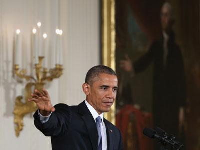 أوباما: من المبكر القول إن التحالف يربح الحرب ضد الدولة