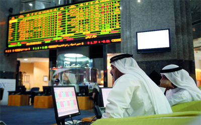 مؤشرات الأسهم تواصل هبوطها بسبب الأداء السيئ للعقارات