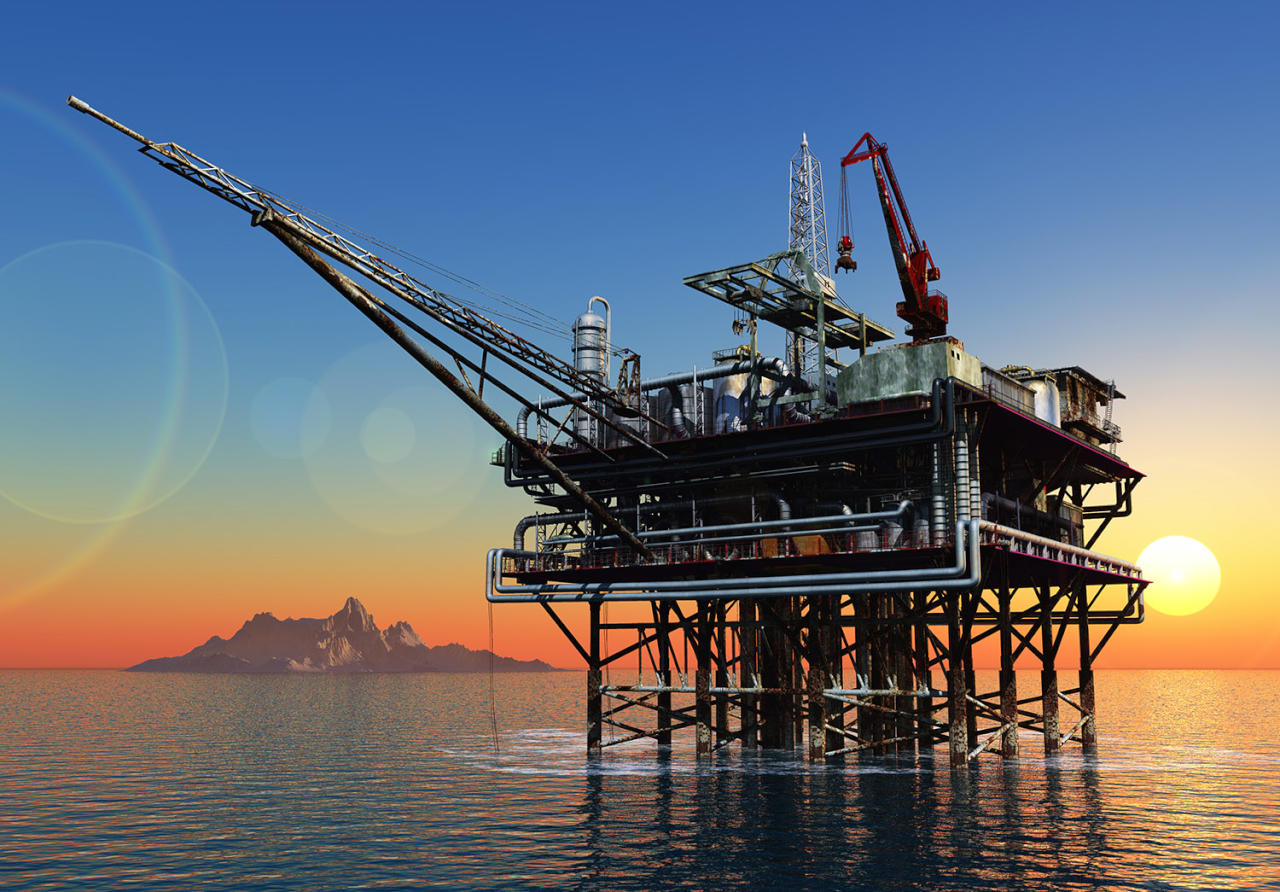 النفط يرتفع على وقع محادثات عراقية إيرانية بشأن الإنتاج