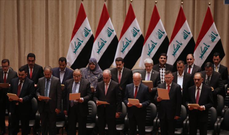 قطر ترحب بتشكيل الحكومة العراقية الجديدة