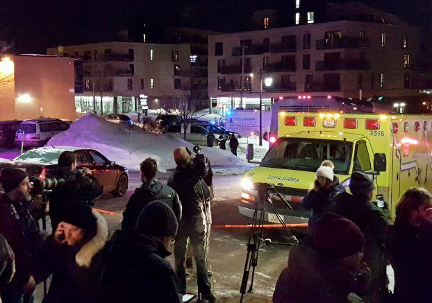5 قتلى مسلمين بهجوم إرهابي على مسجد في كندا