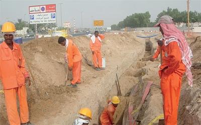 65 مليون درهم عطاء لكهرباء دبي لتعزيز شبكات نقل المياه