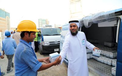 سقيا الإمارات مبادرة جديدة لمحمد بن راشد