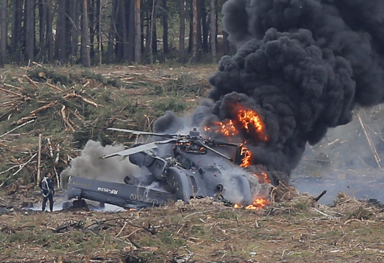 مقتل طيارين روسيين بإسقاط طائرتهما السورية بتدمر