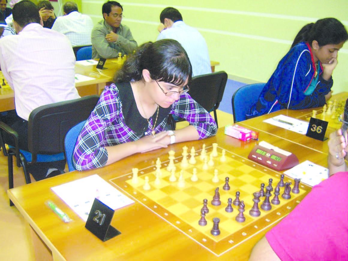 بطولة كأس أمم آسيا للشطرنج تنطلق في أبوظبي اليوم