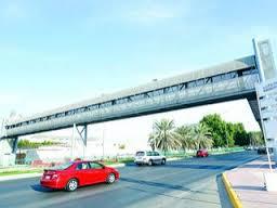 افتتاح 8 جسور للمشاة في أبوظبي
