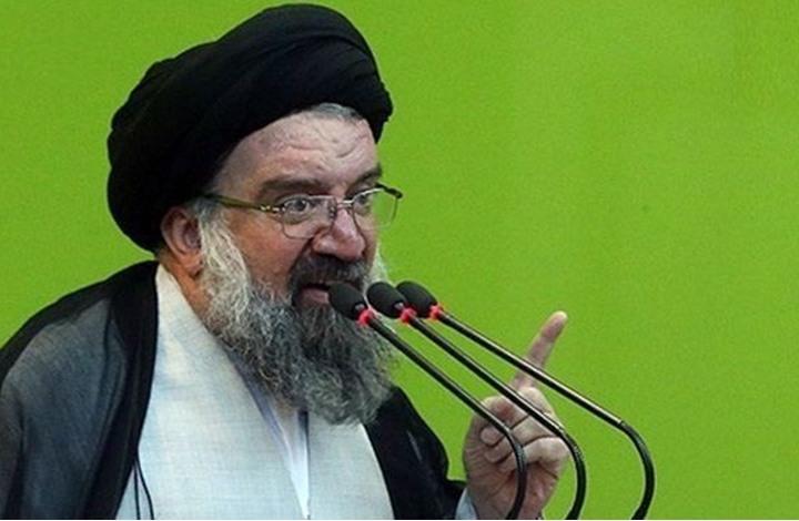 خطيب جمعة طهران وقيادي حوثي يحذران السعودية من إعدام النمر