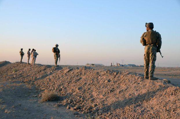 «عمليات» أردنية - أميركية - بريطانية على الحدود السورية