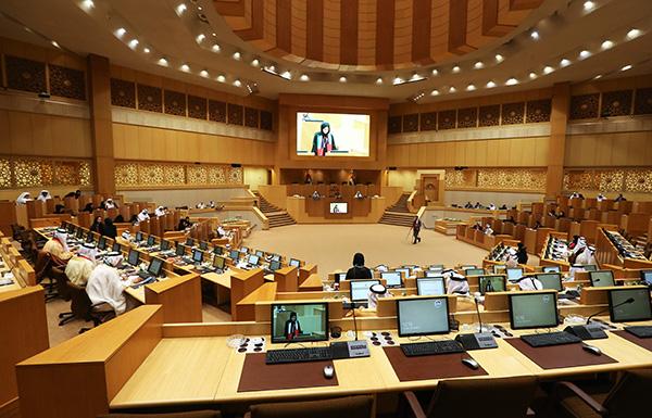 الوطني يوافق على مشروع قانون اتحادي بتعديلات بشأن إنشاء هيئة التأمين