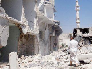 الحر يتقدم في حماة ويتراجع في حلب