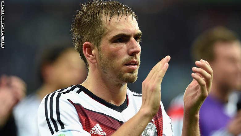 كابتن المنتخب الألماني فيليب لام يعتزل اللعب الدولي