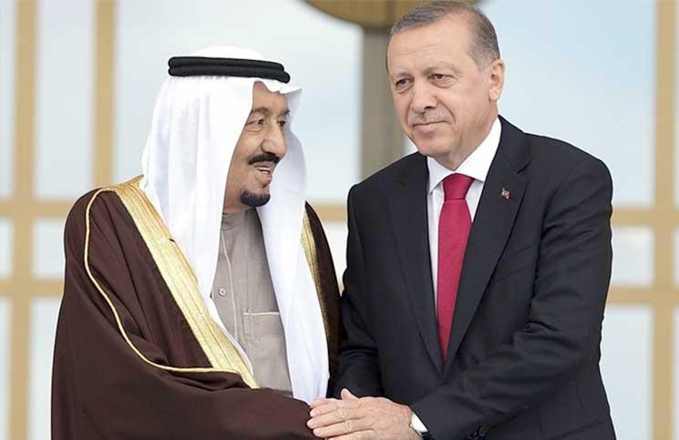 صحيفة: محمد بن سلمان يزور تركيا الشهر المقبل