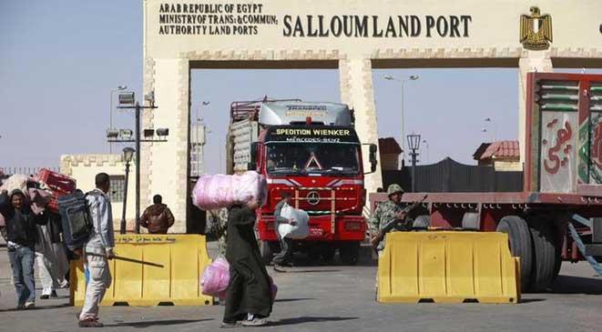 السلطات المصرية تمنع المواطنين من السفر إلى ليبيا