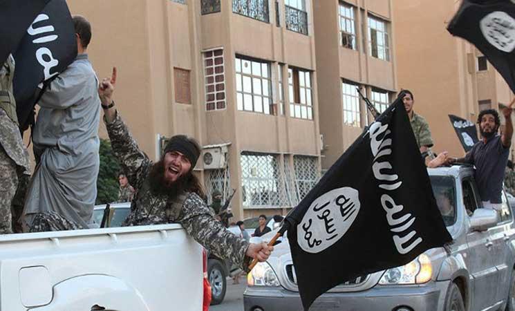 تقدم واضح لداعش  شرق سوريا وتراجع كبير شرق الموصل